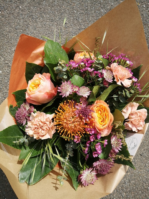 Bouquet SUZETTE
