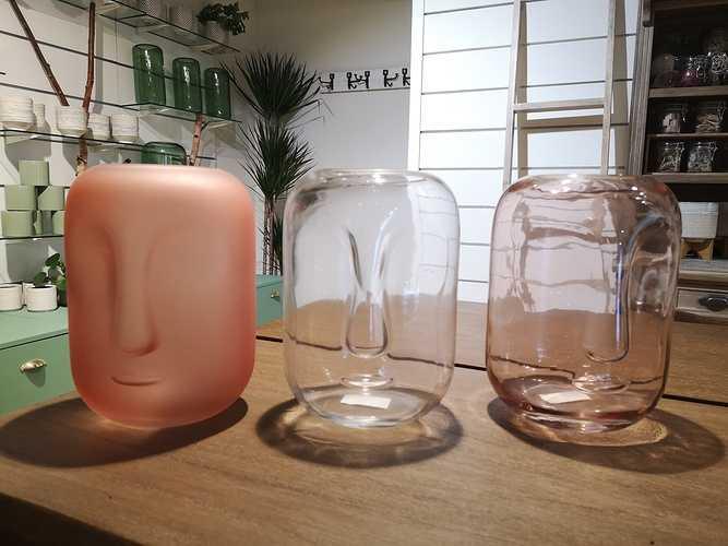 Vase visage 0
