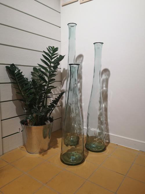Vase bouteille - hauteur 120 cm