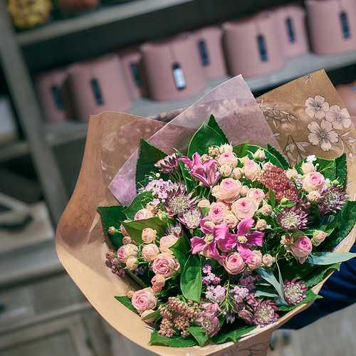 Bouquet FLORA 0