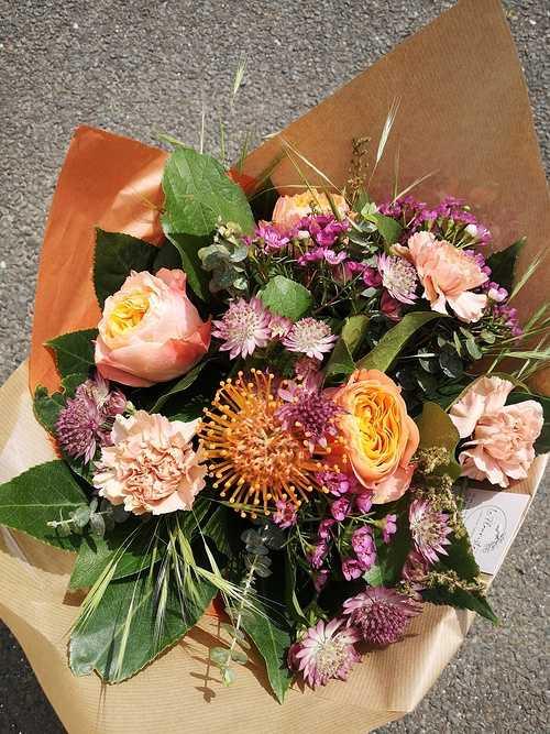 Bouquet SUZETTE 0