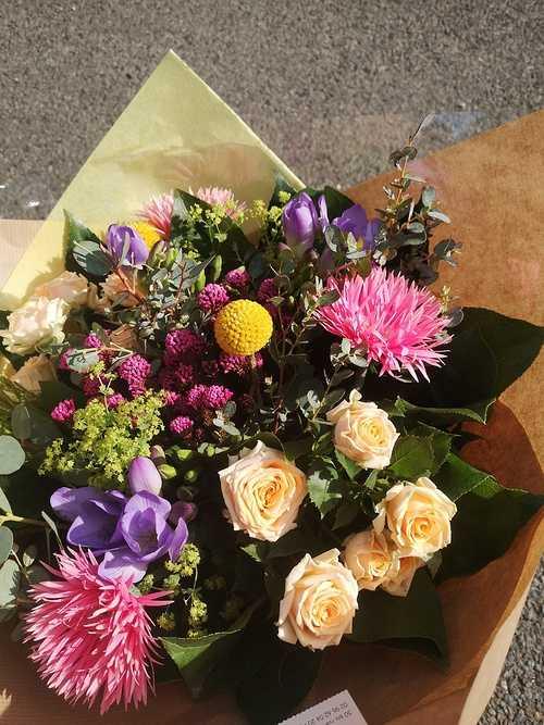 Bouquet MARGUERITE 0