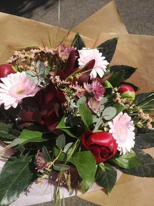 Bouquet PAULETTE 0