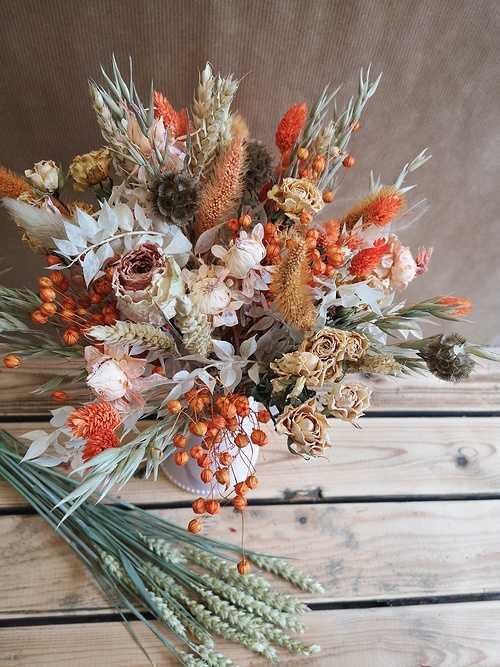 Bouquet Fleurs séchées img20210514141523