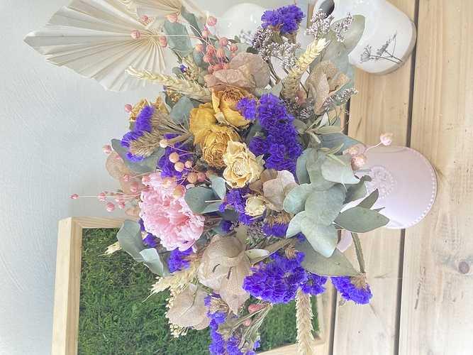 Bouquet Fleurs séchées photo09-07-2021114446