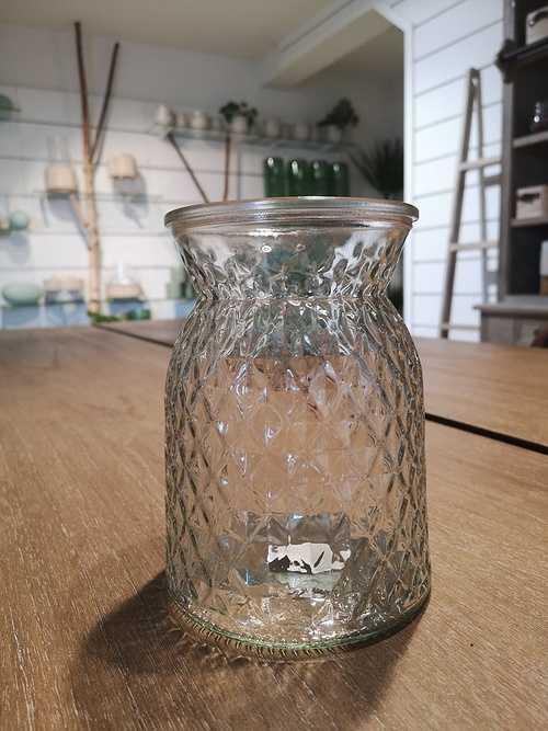 Vase en verre 0